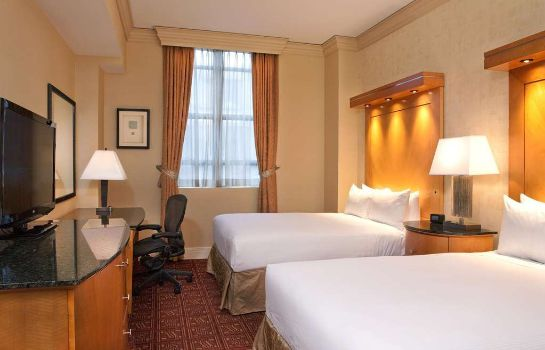 Room Hilton Boston Downtown-Faneuil Hall