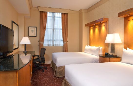 Kamers Hilton Boston Downtown-Faneuil Hall