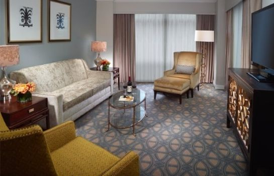 Suite The Omni Riverfront Hotel