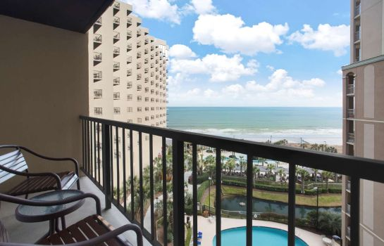 Zimmer Hilton Myrtle Beach Resort