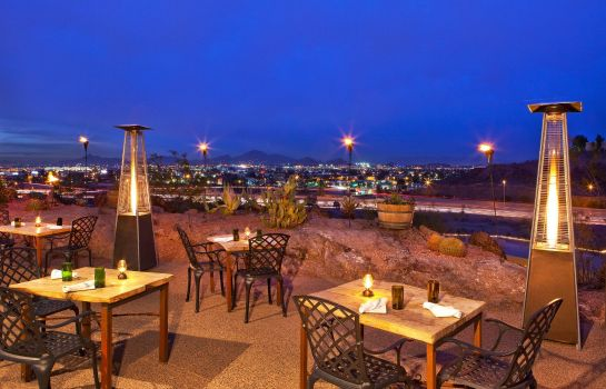 Restaurant Phoenix Marriott Resort Tempe at The Buttes
