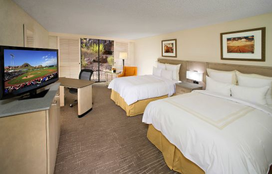 Chambre Phoenix Marriott Resort Tempe at The Buttes