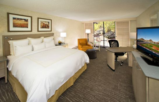 Zimmer Phoenix Marriott Tempe at The Buttes