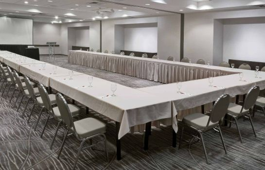 Conference room Pittsburgh Airport Marriott