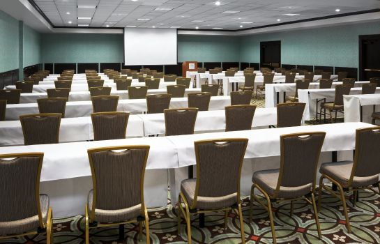 Sala congressi Four Points by Sheraton Richmond Airport