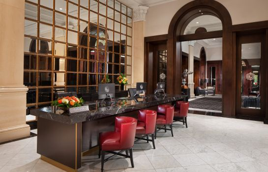 Hotelhalle THE US GRANT a Luxury Collection Hotel San Diego