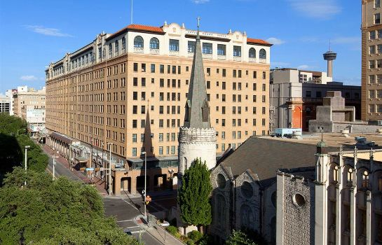 Außenansicht San Antonio  a Luxury Collection Hotel The St. Anthony