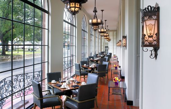 Restaurant San Antonio  a Luxury Collection Hotel The St. Anthony