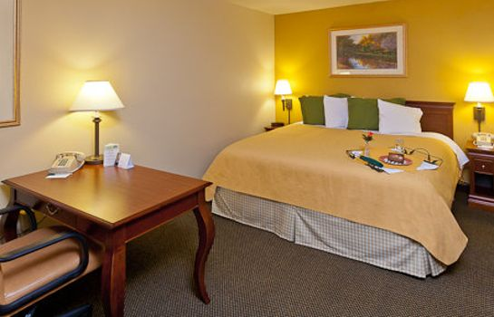Kamers WA  Bothell Country Inn and Suites By Carlson