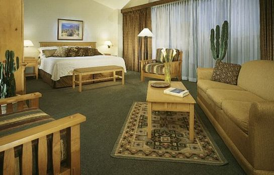 Zimmer THE LODGE AT VENTANA CANYON