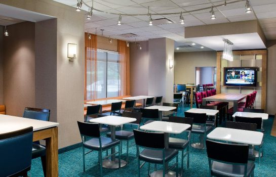 Hotelhalle SpringHill Suites Nashville Airport