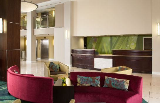 Hotelhalle SpringHill Suites Fort Lauderdale Airport & Cruise Port