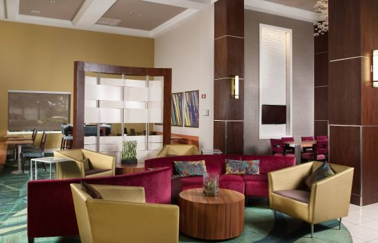 Hotelhal SpringHill Suites Fort Lauderdale Airport & Cruise Port