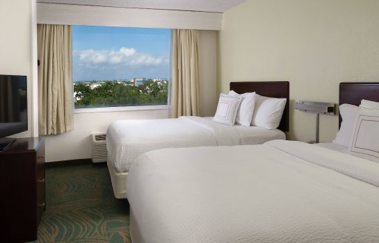 Suite SpringHill Suites Fort Lauderdale Airport & Cruise Port