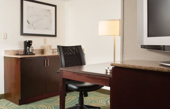 Kamers SpringHill Suites Fort Lauderdale Airport & Cruise Port