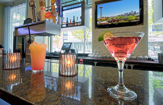 Hotel-Bar SpringHill Suites Seattle Downtown/South Lake Union
