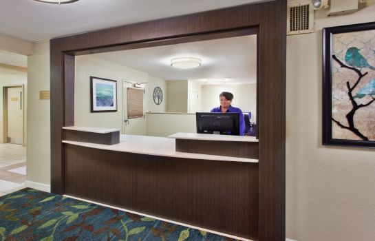 Hotelhalle Candlewood Suites BIRMINGHAM - HOOVER