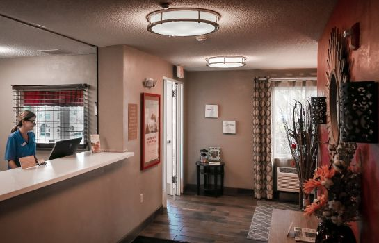 Hotelhalle Candlewood Suites CLEARWATER