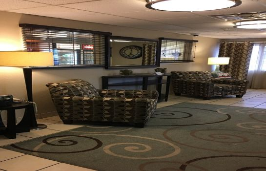 Hotelhalle Candlewood Suites CHICAGO-O`HARE