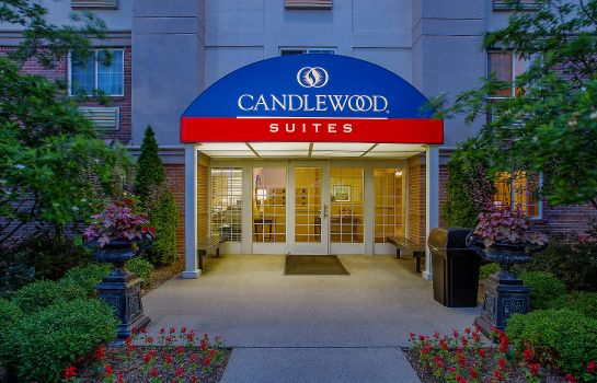 Widok zewnętrzny Candlewood Suites LOUISVILLE AIRPORT