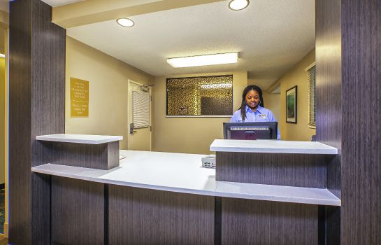 Hotelhalle Candlewood Suites INDIANAPOLIS