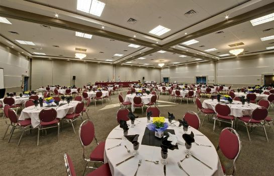 Sala de reuniones COAST KAMLOOPS HOTEL & CONFERENCE CENTER
