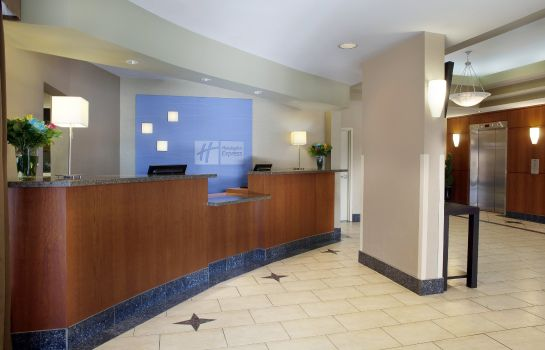 Hotelhal Holiday Inn Express & Suites LONDON DOWNTOWN