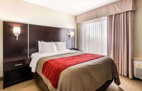 Chambre Comfort Inn Airport West
