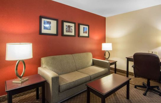 Suite Comfort Inn & Suites Airport South