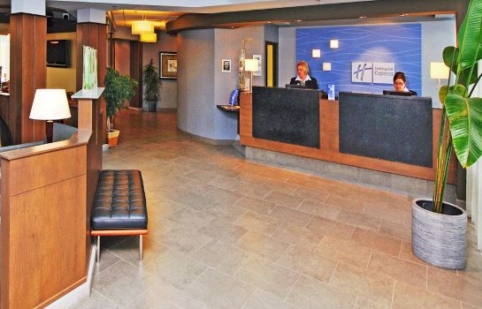 Hol hotelowy Holiday Inn Express QUEBEC SAINTE-FOY