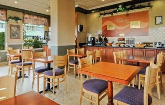 Restaurant DAYS INN - VANCOUVER AIRPORT