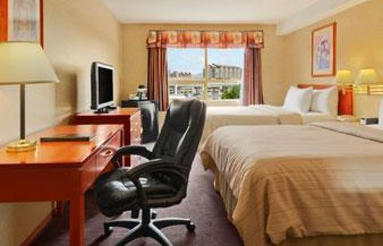 Zimmer DAYS INN - VANCOUVER AIRPORT