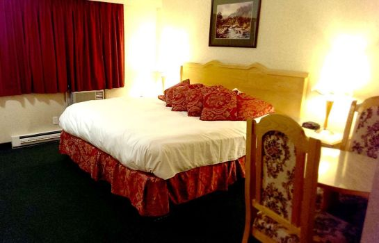 Kamers GRACE INN QUESNEL