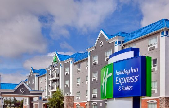 Außenansicht Holiday Inn Express & Suites CALGARY SOUTH-MACLEOD TRAIL S
