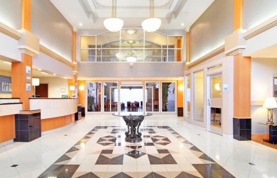 Hotelhalle Holiday Inn Express & Suites CALGARY SOUTH-MACLEOD TRAIL S