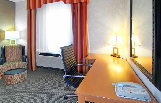 Info Holiday Inn Express & Suites CALGARY SOUTH-MACLEOD TRAIL S