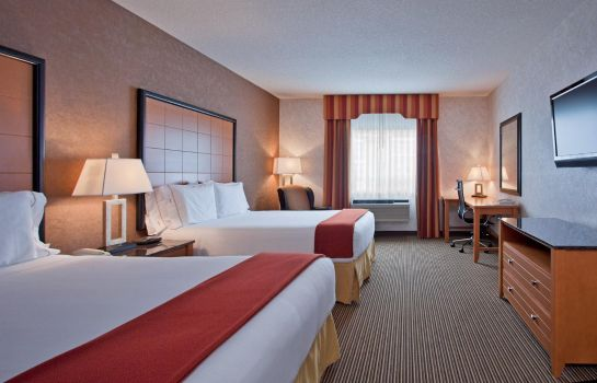 Zimmer Holiday Inn Express & Suites CALGARY SOUTH-MACLEOD TRAIL S
