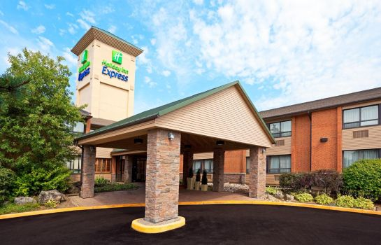 Vista exterior Holiday Inn Express TORONTO EAST - SCARBOROUGH