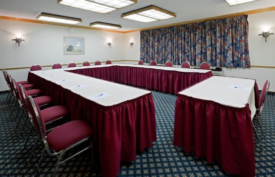 Sala de reuniones Holiday Inn Express TORONTO EAST - SCARBOROUGH