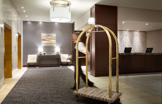 Hotelhal Fairmont Winnipeg