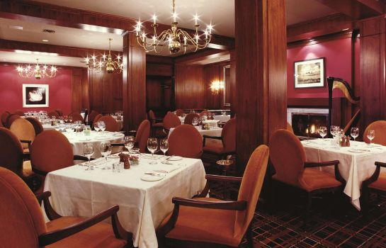 Restaurant Fairmont Winnipeg