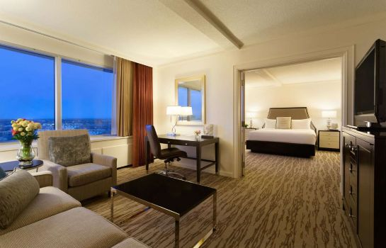 Suite Fairmont Winnipeg