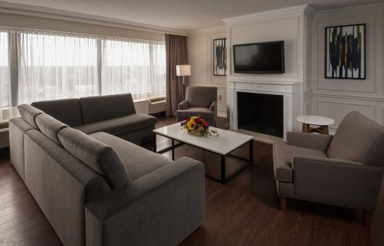 Suite DoubleTree by Hilton Hotel London Ontario