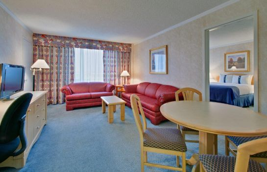 Suite Delta Saguenay Hotel & Conference Center