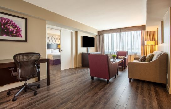 Suite Holiday Inn TORONTO INTERNATIONAL AIRPORT