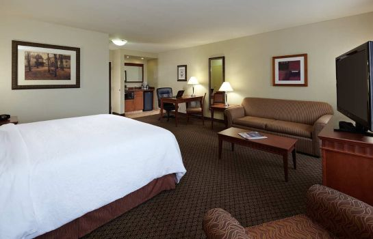 Suite Hampton Inn & Suites by Hilton Montreal-Dorval