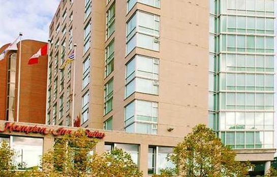 Vista exterior Hampton Inn & Suites by Hilton Vancouver-Downtown