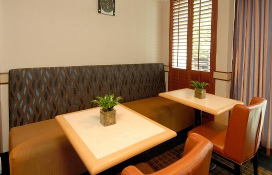 Restaurante Hampton Inn & Suites by Hilton Vancouver-Downtown