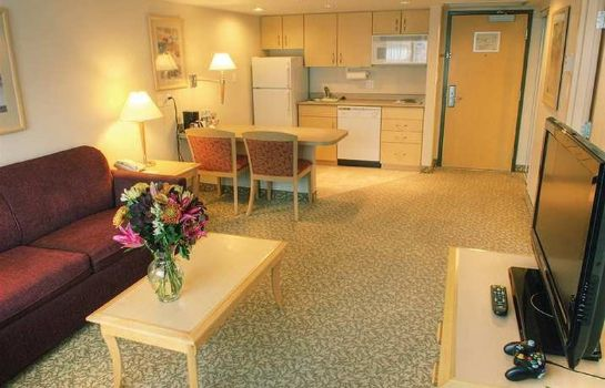 Suite Hampton Inn & Suites by Hilton Vancouver-Downtown