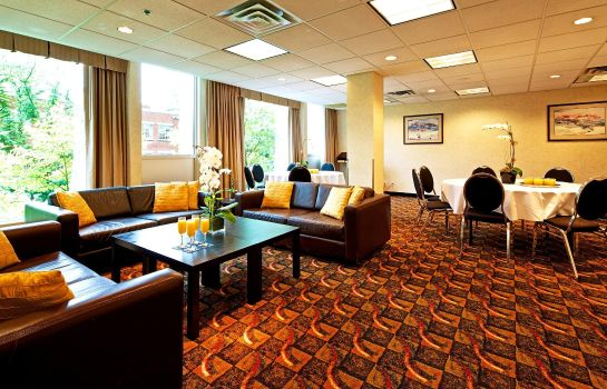 Tagungsraum Hampton Inn & Suites by Hilton Vancouver-Downtown